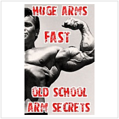 Get Huge Arm Muscles
