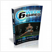 6 Week Shred Fat Burning Workout Program